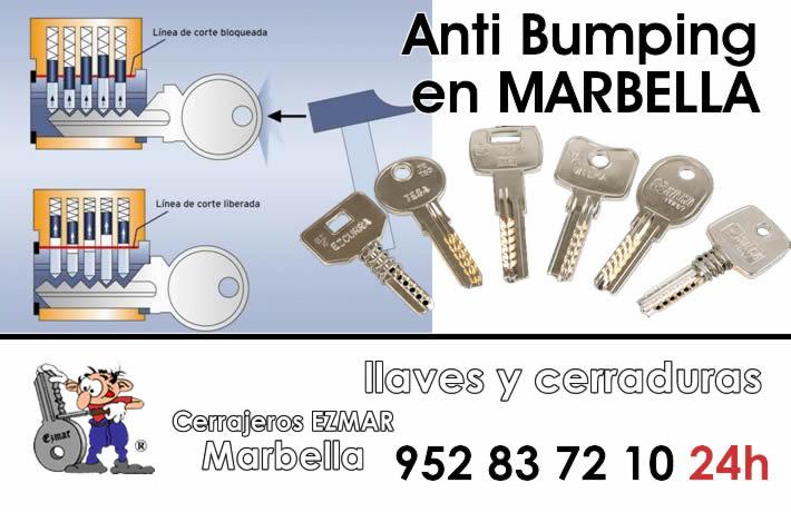 anti bumping en marbella llaves y cerraduras